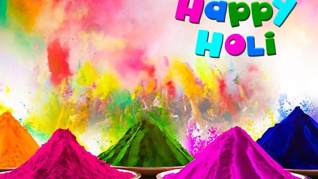 Happy Holi 2021 Wishes, Images, Quotes, Messages: रंगों में डूबे साथी सजनी, भांग की खुमारी छाई है, होली आई है...अपनों को यहां से भेजें एक से बढ़कर एक शुभकामना भरे संदेश