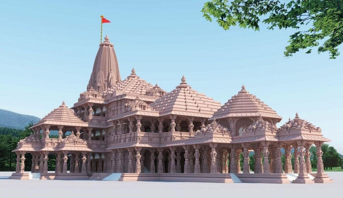 राम जन्मभूमि परिसर का होगा विस्तार, ट्रस्ट ने 1 करोड़ रुपये में खरीदी 7,285 वर्ग फुट जमीन