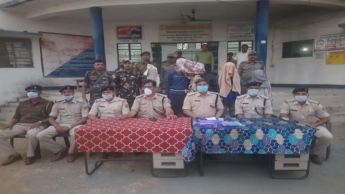 Jharkhand Crime News : वाहन चोर गिरोह का पुलिस ने किया भंडाफोड़, 5 गिरफ्तार, जानें रांची और लोहरदगा कनेक्शन