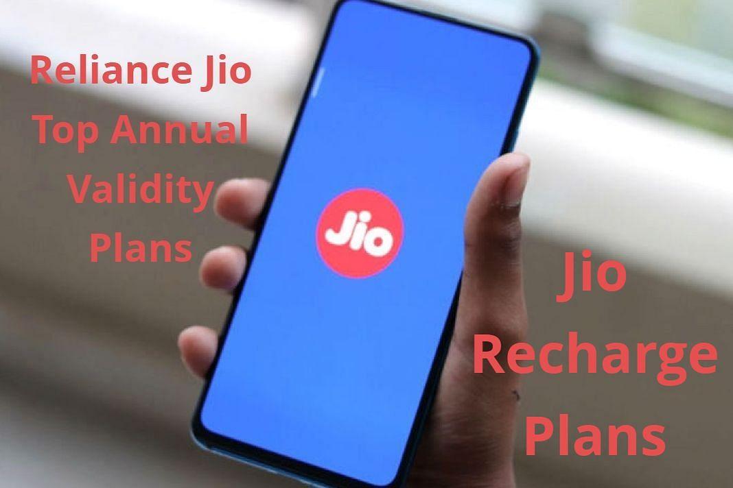 Reliance Jio के सालभर की वैलिडिटी वाले इन प्लान्स में मिलता है 740GB तक डेटा और फ्री कॉलिंग का फायदा