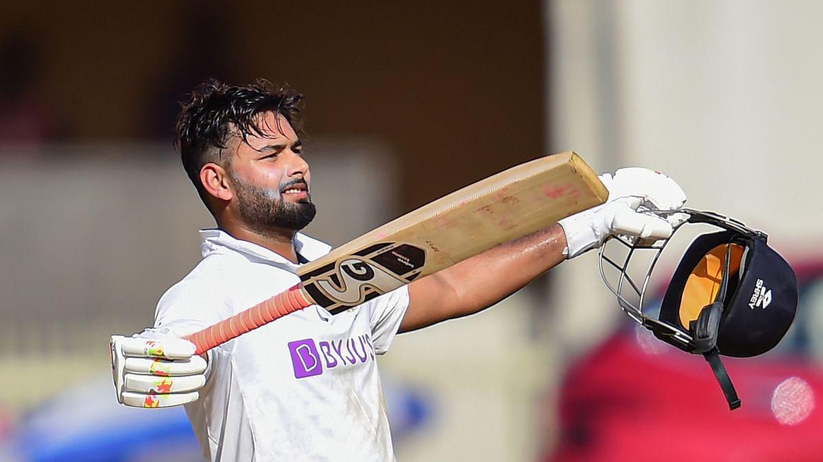 IND vs ENG 4th Test: छक्का जड़कर ऋषभ पंत ने पूरा किया शतक, धौनी के बाद ऐसा करने वाले बने दूसरे विकेटकीपर