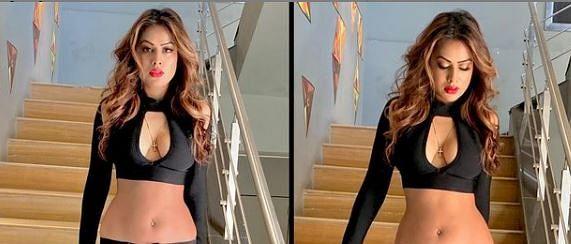 निया शर्मा का बोल्ड फोटोशूट वायरल, ब्लैक आउटफिट में फोटो देख फैंस बोले- लुकिंग हॉट गजब का...