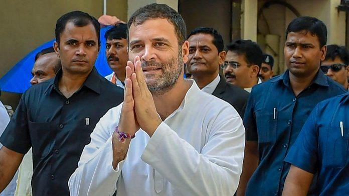 Rahul Gandhi ने सीएम नीतीश पर बोला हमला तो बिहार सरकार के मंत्री बोले- आप तो गुंडागर्दी के पैरोकार