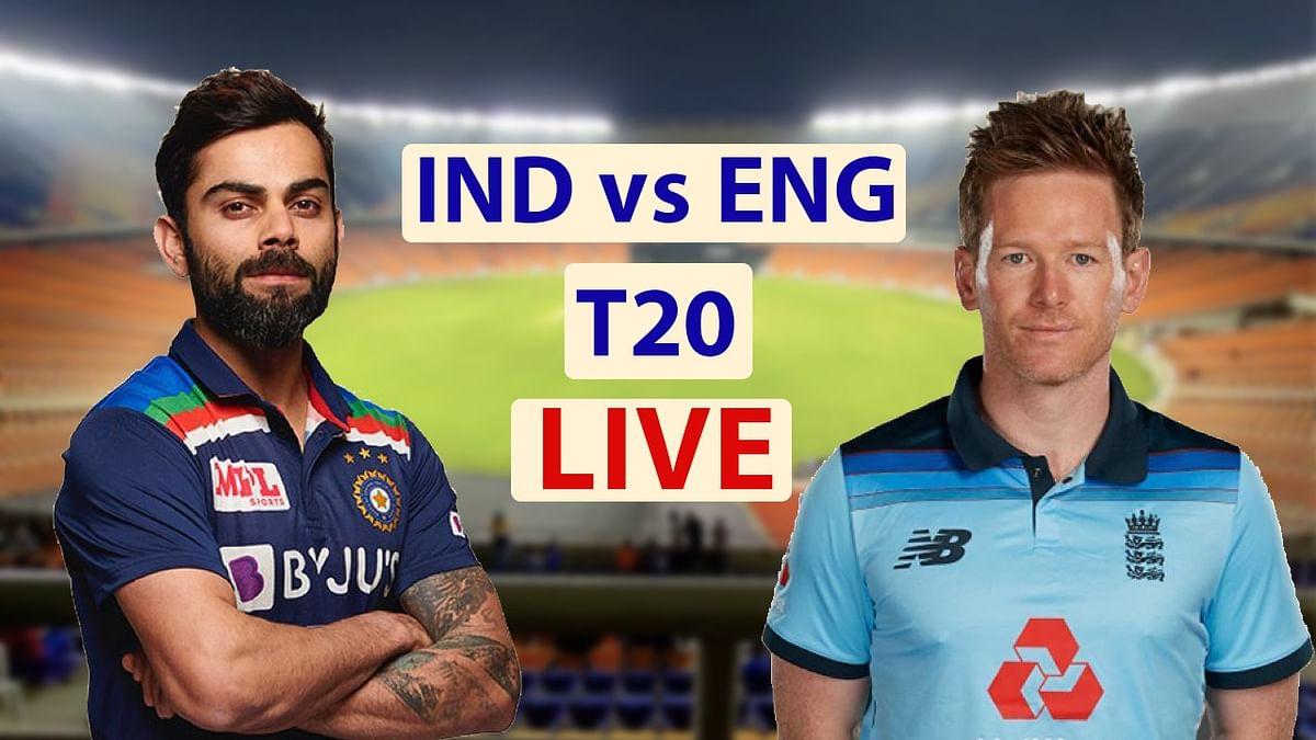 India vs England T20I: इंग्लैंड ने आठ विकेट से भारत को हराया, बेकार गयी कोहली की विराट पारी
