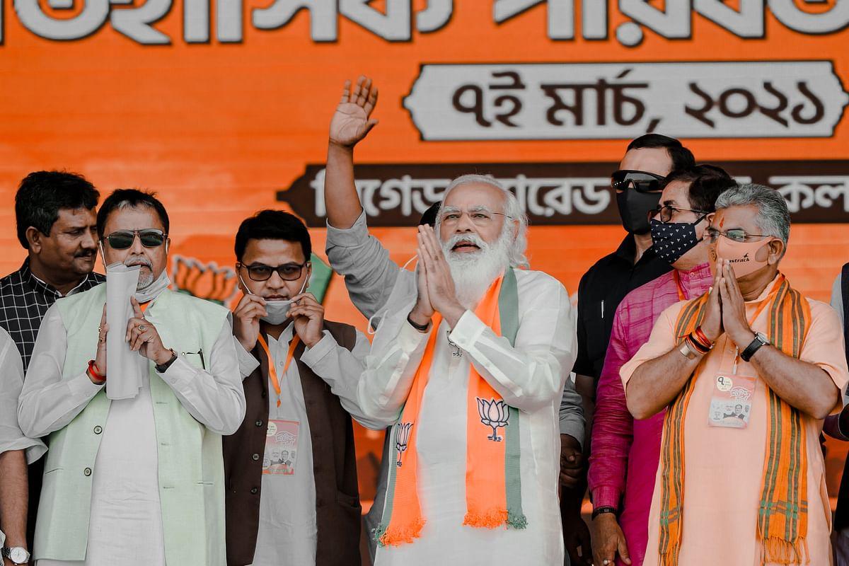 'मां, माटी, मानुष' वाली CM के दिल में 'ममता' नहीं, PM मोदी ने पूछा- गरीबों का हक क्यों लूटा दीदी?