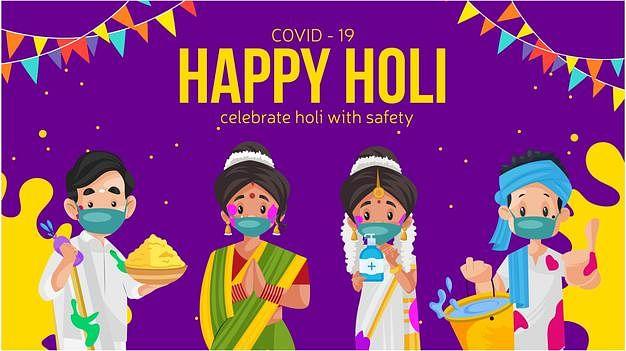 Happy Holi 2021 Wishes, Images, Quotes, Holi Ki Hardik Shubhkamnaye, Songs, Video 18