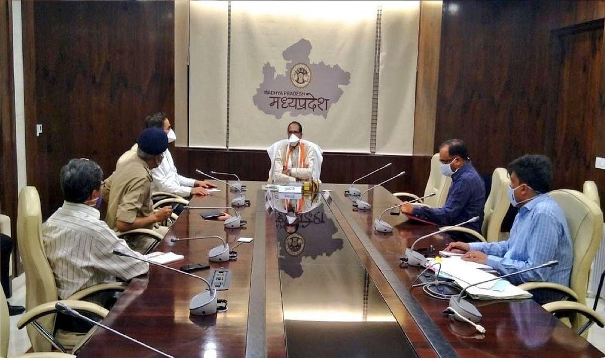 मध्यप्रदेश के भोपाल, इंदौर सहित इन शहरों में लगा लॉकडाउन, 31 मार्च तक  स्कूल कॉलेज बंद