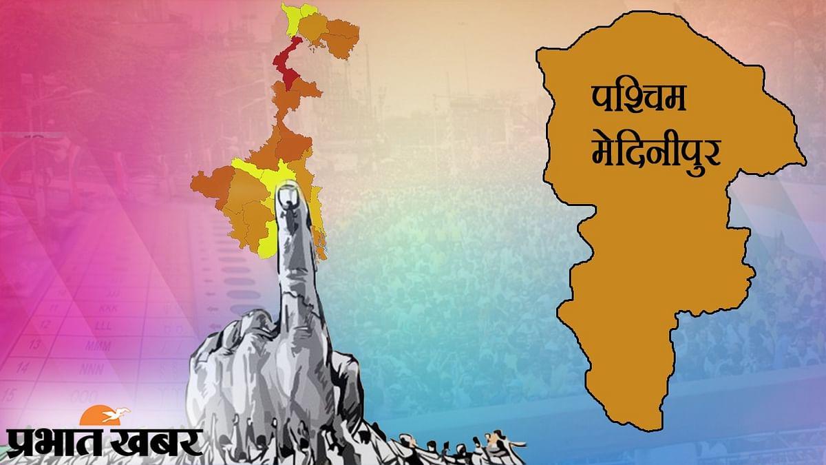 Bengal Chunav 2021 : मतदान से पहले पश्चिम मेदिनीपुर में TMC कार्यकर्ता की हत्या, BJP पर आरोप