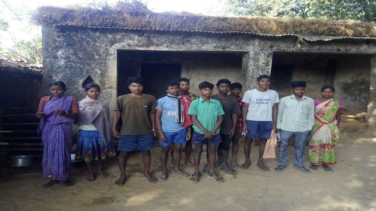 Happy Holi 2021 : गुमला के ग्रामीण क्षेत्रों में होली से एक दिन पहले आदिम जनजाति करते हैं शिकार, असुर महिलाएं भी देती है साथ