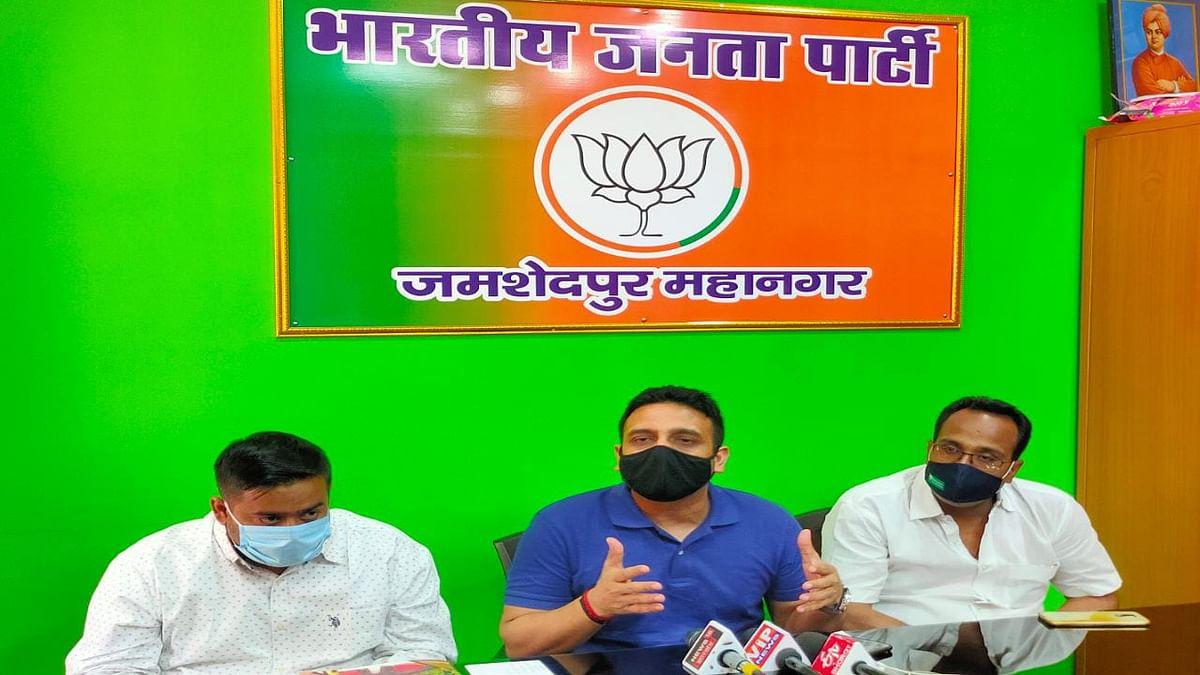 BJP प्रवक्ता कुणाल षाड़ंगी ने हेमंत सरकार पर साधा निशाना, बोले- अवैध नियुक्ति और टेंडर प्रक्रियाओं की हो CBI जांच