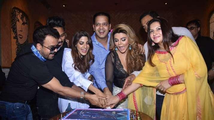 राखी सावंत की पार्टी का हिस्सा नहीं बनें अभिनव रुबिना...एक्ट्रेस ने बतायी ये वजह