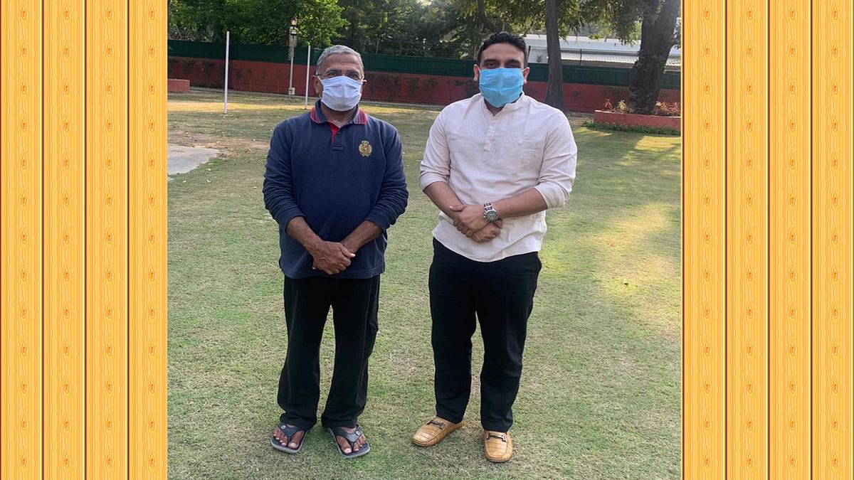 Jharkhand News : स्कूल और कॉलेज में संसदीय प्रणाली के व्यावहारिक ज्ञान की हाे व्यवस्था,  राज्यसभा के उपसभापति से मिले कुणाल षाड़ंगी, मिला आश्वासन