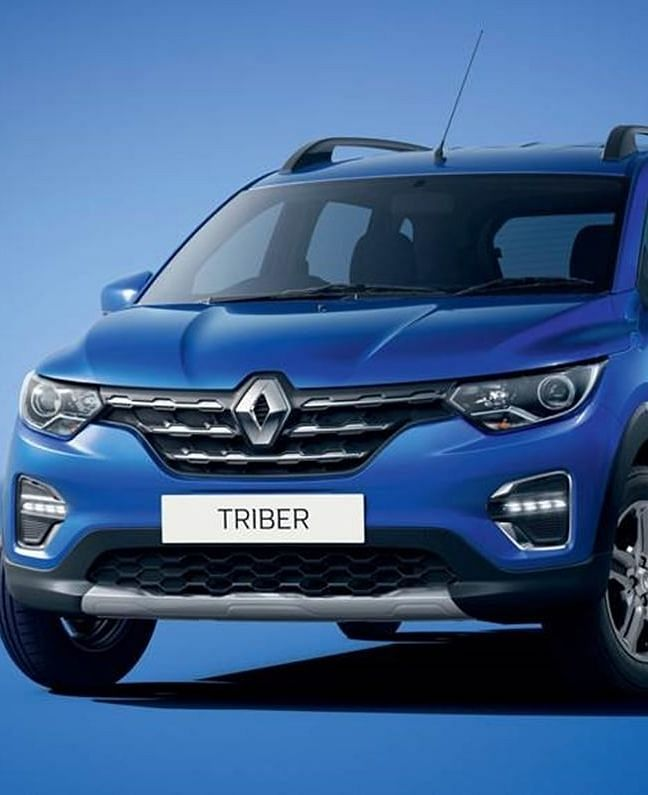 Renault Triber most affordable 7 seater SUV