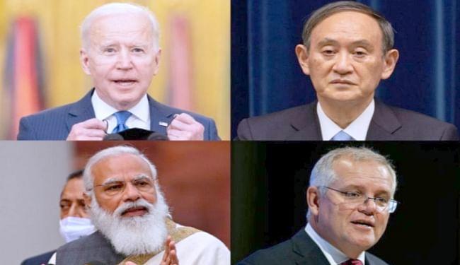 क्वॉड शिखर सम्मेलन : भारत के संदेश से बौखलाया ग्लोबल टाइम्स, कहा- चीन की एक इंच जमीन पर भी कब्जा करने में मदद नहीं करेगा मंच