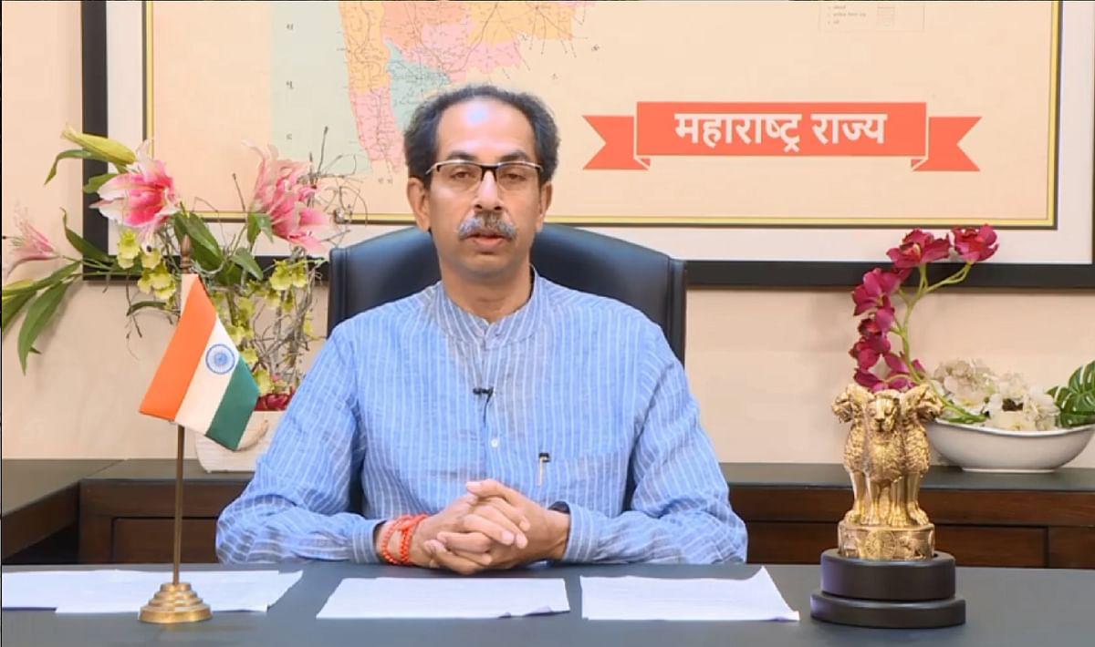 महाराष्ट्र के मुख्यमंत्री उद्धव ठाकरे ने दिये संकेत लग सकता है संपूर्ण लॉकडाउन