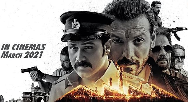 Mumbai Saga Review : गैंगस्टर ड्रामा की टिपिकल मसाला बनकर रह गयी है 'मुम्बई सागा'