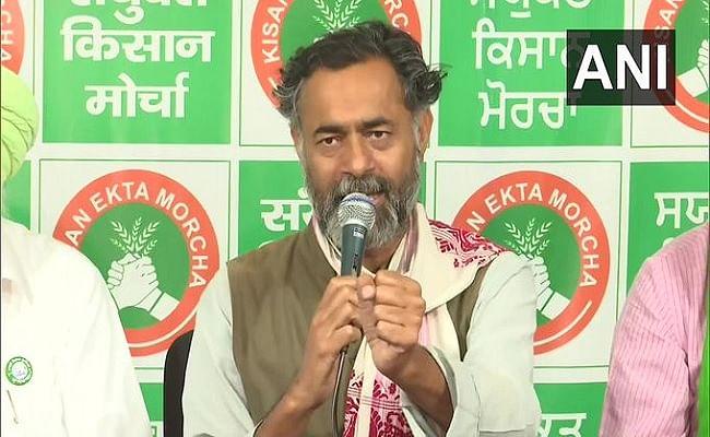 15 मार्च को पूरे देश के मजदूर और कर्मचारी सड़क पर उतरेंगे, निजीकरण के विरोध में रेलवे स्टेशनों के बाहर करेंगे प्रदर्शन : योगेंद्र यादव