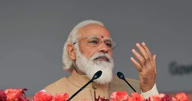 Bengal Election 2021 : ब्रिगेड से पीएम मोदी का तंज, अब ममता दीदी की स्कूटी नंदीग्राम में ही गिरेगी...