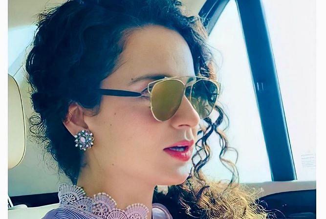 Sachin Vaze Case : फिर भड़कीं कंगना रनौत, बोलीं - ठीक से जांच हुई तो गिर जाएगी महाराष्ट्र सरकार