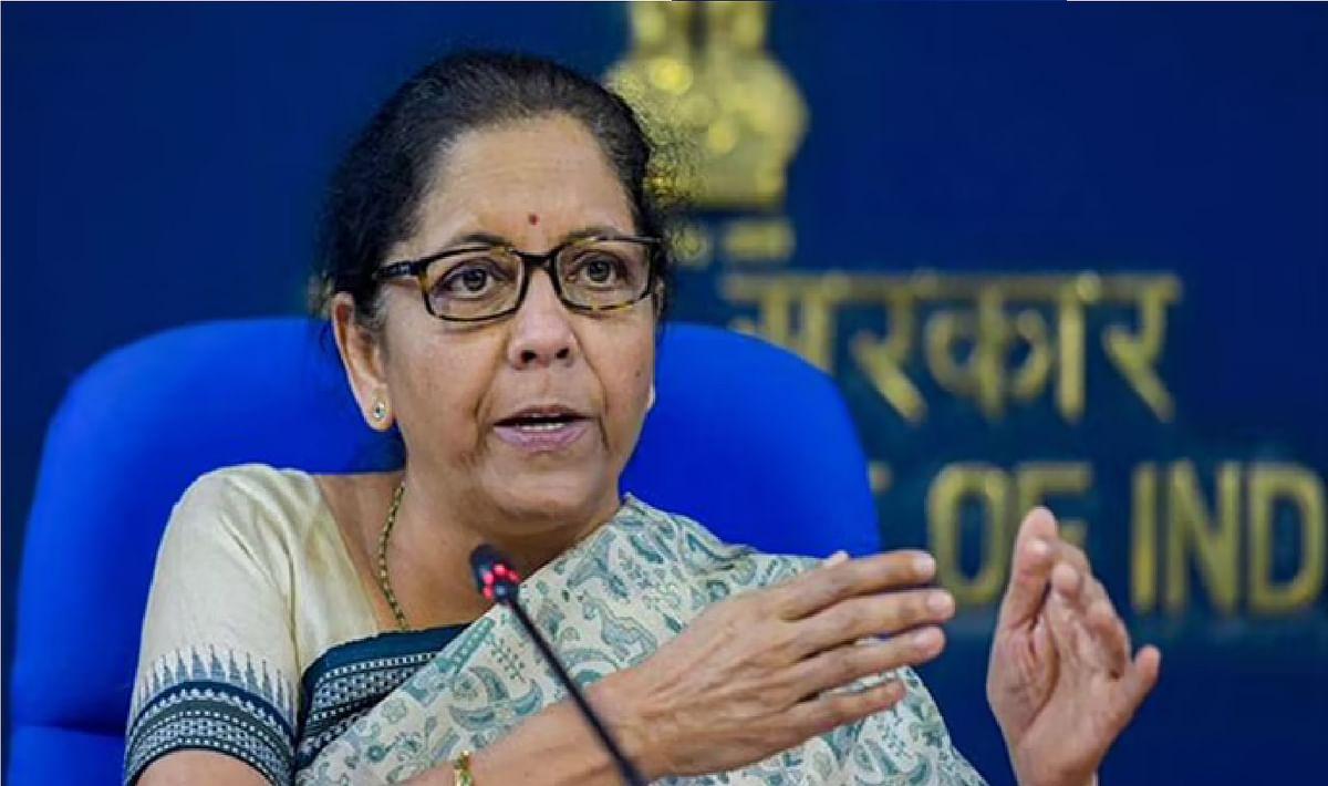 बजट 2021-22 पर संसद की लगी मुहर:  सीतारमण ने कहा, भारत की वित्तीय साख को खतरा नहीं