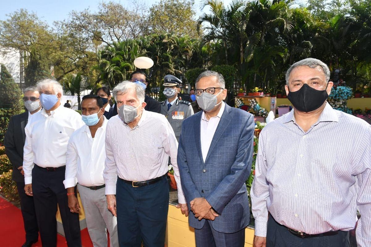 Tata steel founders day 2021 : जेएन टाटा की 182वीं जयंती पर टाटा संस के चेयरमैन एन चंद्रशेखरन ने कोरोना योद्धाओं के प्रति जताया आभार, जमशेदपुरवासियों को दिया ये भरोसा