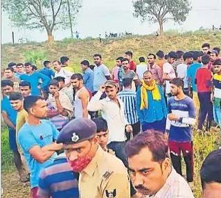 Bihar Crime News: छुट्टी पर गांव आए दारोगा की लोहे के रॉड से पीट कर हत्या, शव को खेत में फेंका, DIG मनु महाराज ने शुरू की जांच