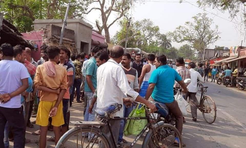 Bengal News: बर्दवान के जमालपुर में दर्दनाक सड़क हादसा,  दो की मौत, दो घायल