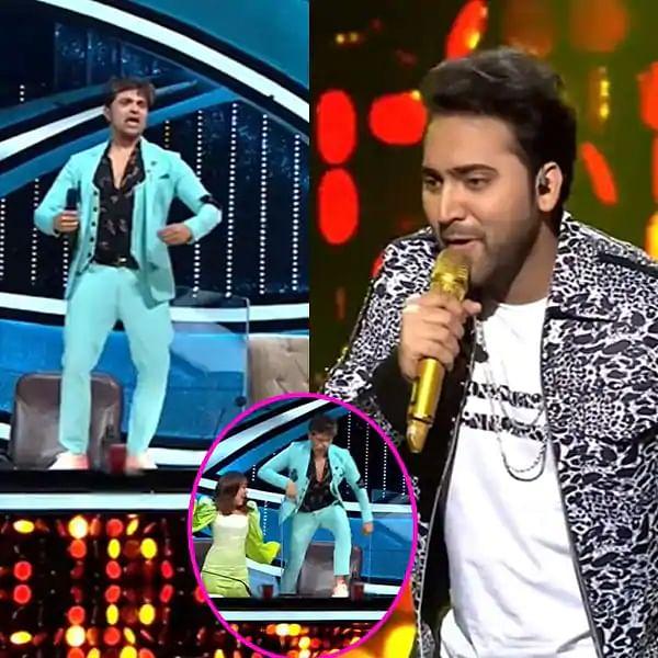 Indian Idol 12 : मोहम्मद दानिश ने की हिमेश रेशमिया की मिमिक्री, सोशल मीडिया पर वायरल हो रहा ये VIDEO