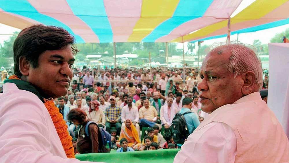 मांझी की पार्टी ने रखी एनडीए में को-ऑर्डिनेशन कमेटी की मांग, मुकेश ने कहा- पांच साल चलेगी सरकार