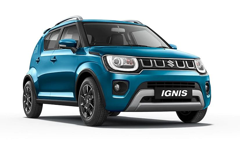 maruti suzuki ignis price features and specifications