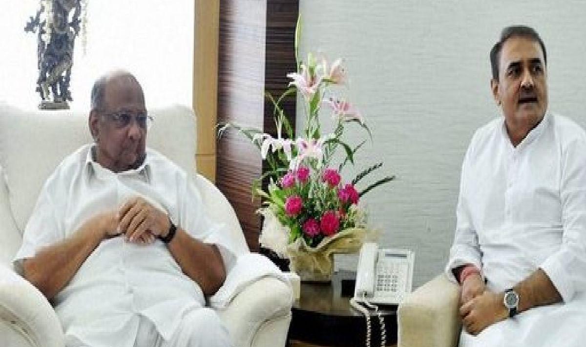 क्या करवट लेगी महाराष्ट्र की राजनीति ? शरद पवार और प्रफुल्ल पटेल ने की गुजरात के व्यापारियों से मुलाकात