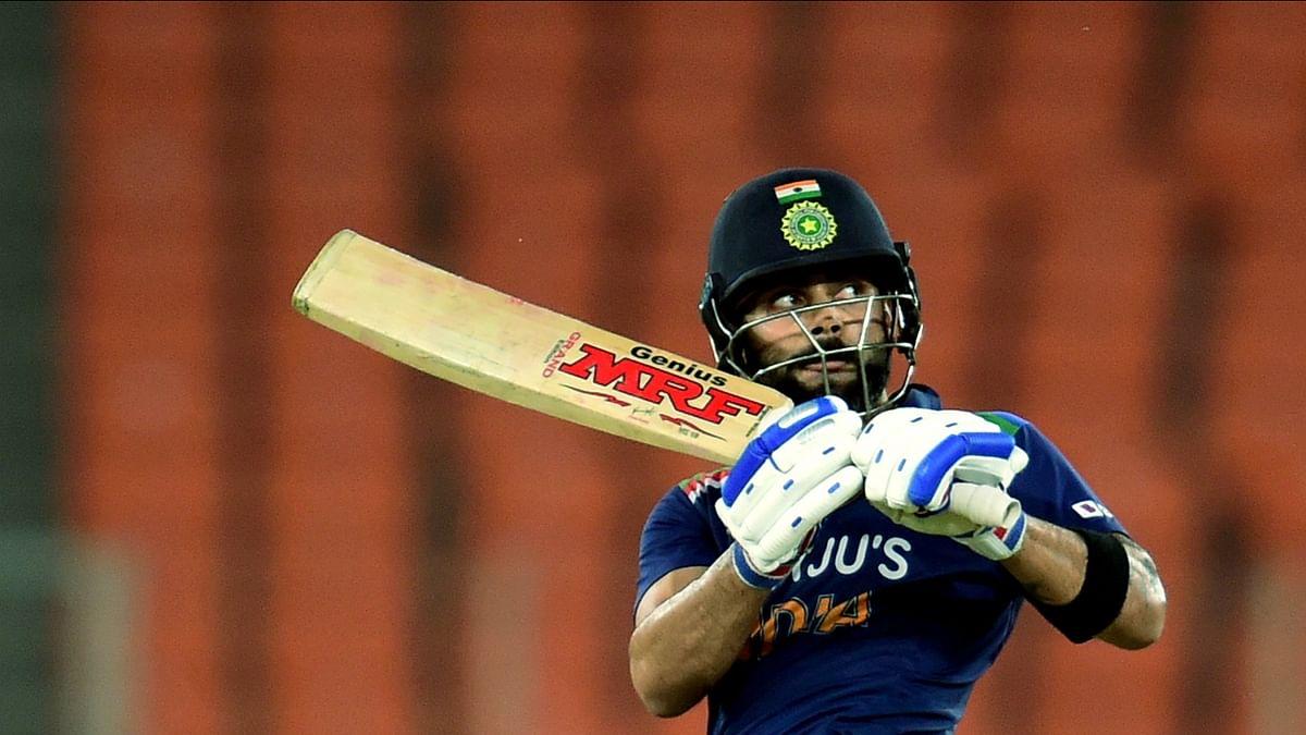 IND vs ENG : कोहली ने इंग्लैंड के खिलाफ ओपनिंग कर रचा इतिहास, ऐसा है 'विराट' रिकार्ड