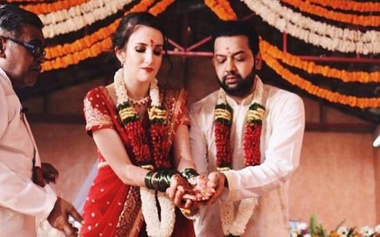 राहुल महाजन की पत्नी को किया जा रहा था ट्रोल, अब मॉडल ने ऐसे कर दी सबकी बोलती बंद