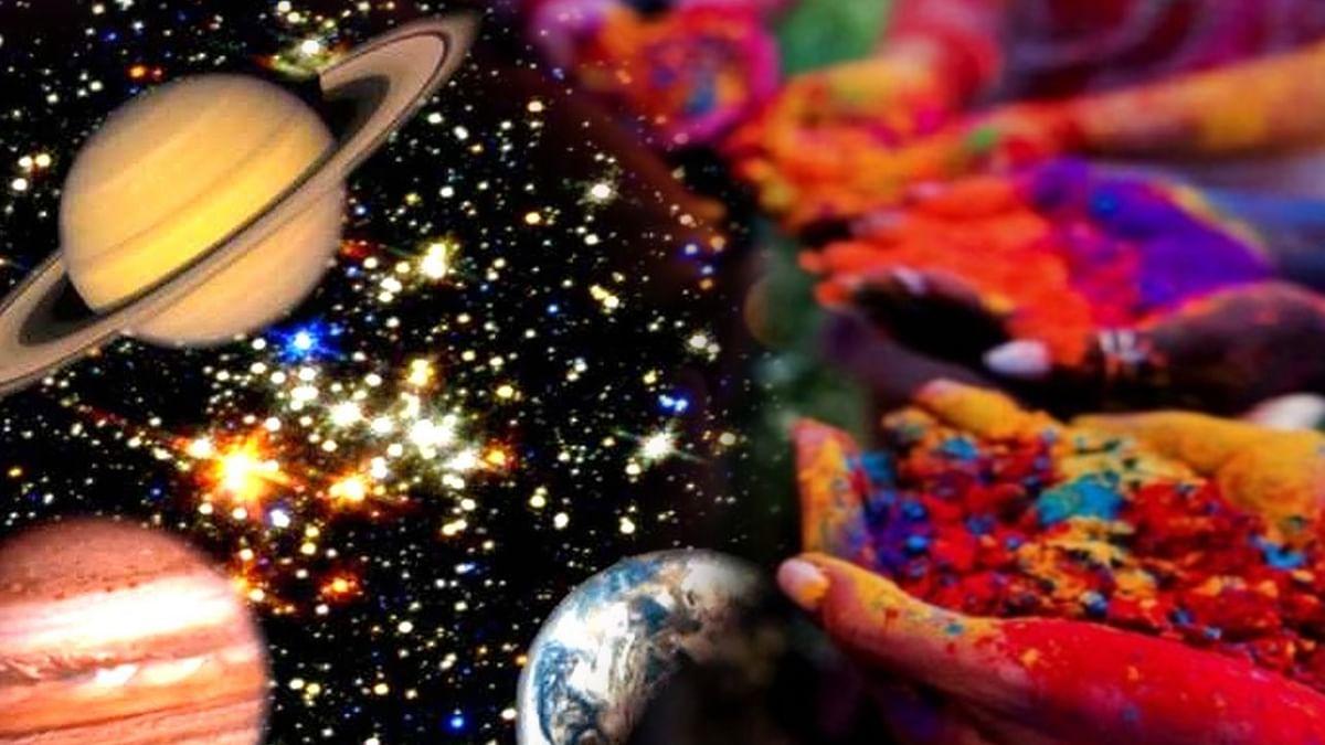 499 साल बाद Holi 2021 में बन रहा ग्रहों का अद्भुत संयोग, बृहस्पति और शनिदेव रहेंगे मकर राशि में