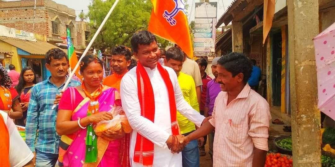 रायपुर विधानसभा सीट पर भाजपा ने सुधांशु हांसदा पर खेला है दांव