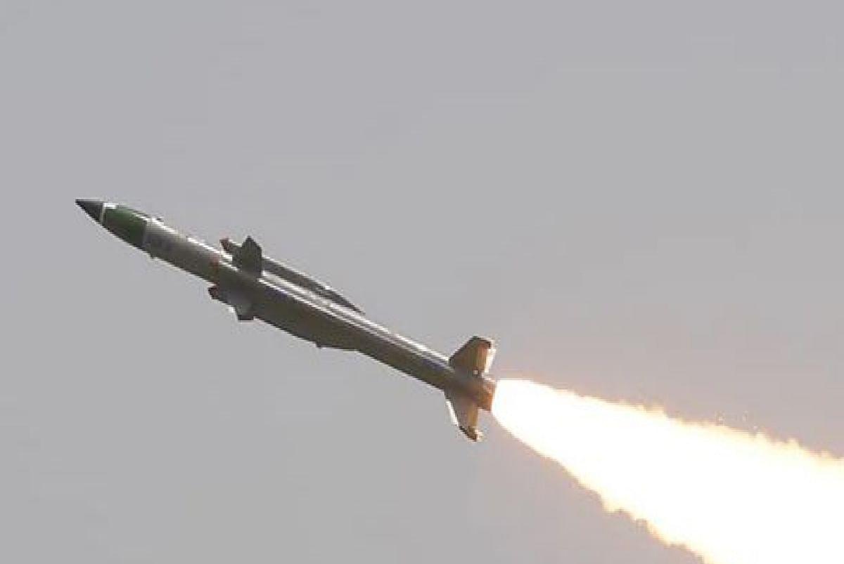 भारत ने हासिल की बड़ी सफलता , सफल हुआ परीक्षण  गिने चुने देशों के पास है मिसाइल की यह तकनीक