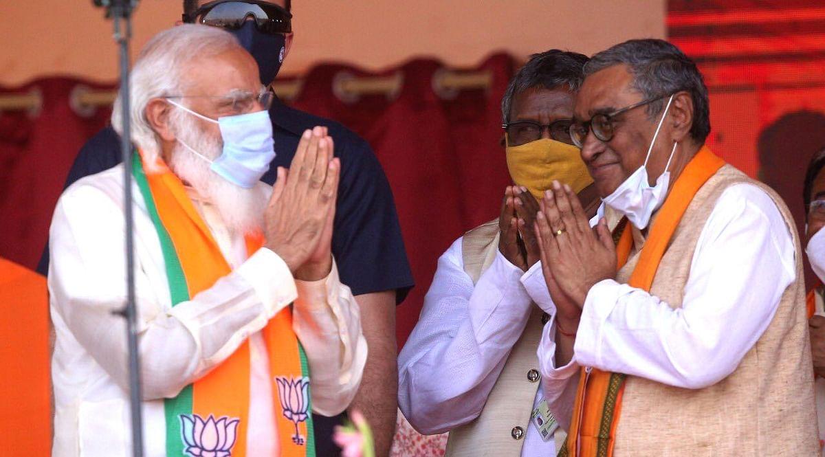 कौन हैं स्वपन दासगुप्ता, जिन्हें भाजपा ने तारकेश्वर से बनाया उम्मीदवार, राज्यसभा से क्यों देना पड़ा इस्तीफा