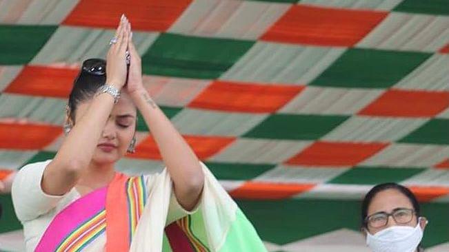 Bengal Election 2021: सायनी को ममता ने दिया भगवान शिव का अनादर करने का इनाम ! बीजेपी ने ट्वीट कर कही यह बात…