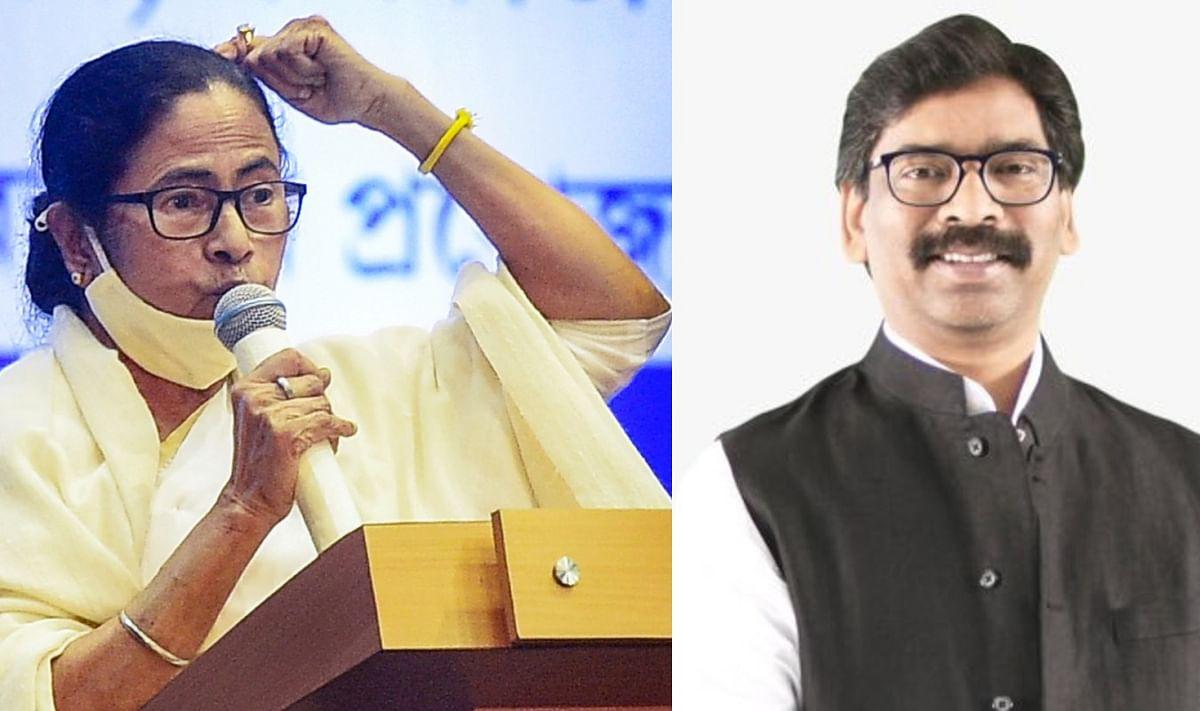 बंगाल चुनाव में ममता बनर्जी ने झारखंड के सीएम हेमंत सोरेन से मांगी मदद! JMM नेता ने कही यह बात