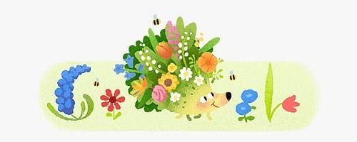 Spring Season Google Doodle: गूगल ने खास अंदाज में किया बसंत ऋतु का स्वागत, देखिए कैसा है फूल-पत्तियों वाला डूडल