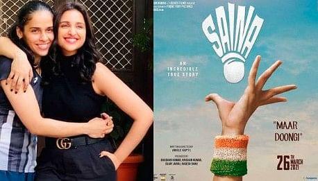 Saina के Teaser में कुछ यूं दिखी Parineeti Chopra की झलक, फिल्म की रिलीज डेट हुई ऑउट