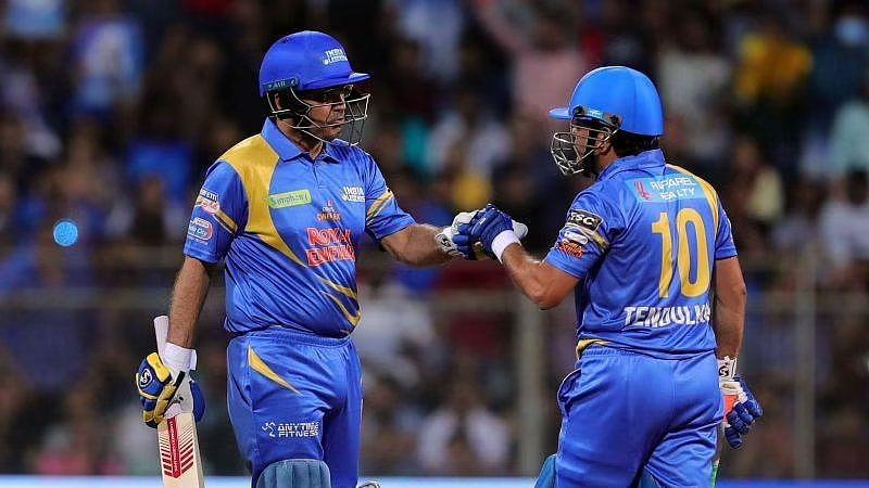 Road Safety World Series 2021: भारत ने साउथ अफ्रीका को 56 रन से हराया, सचिन और युवराज की धुआंधार पारी