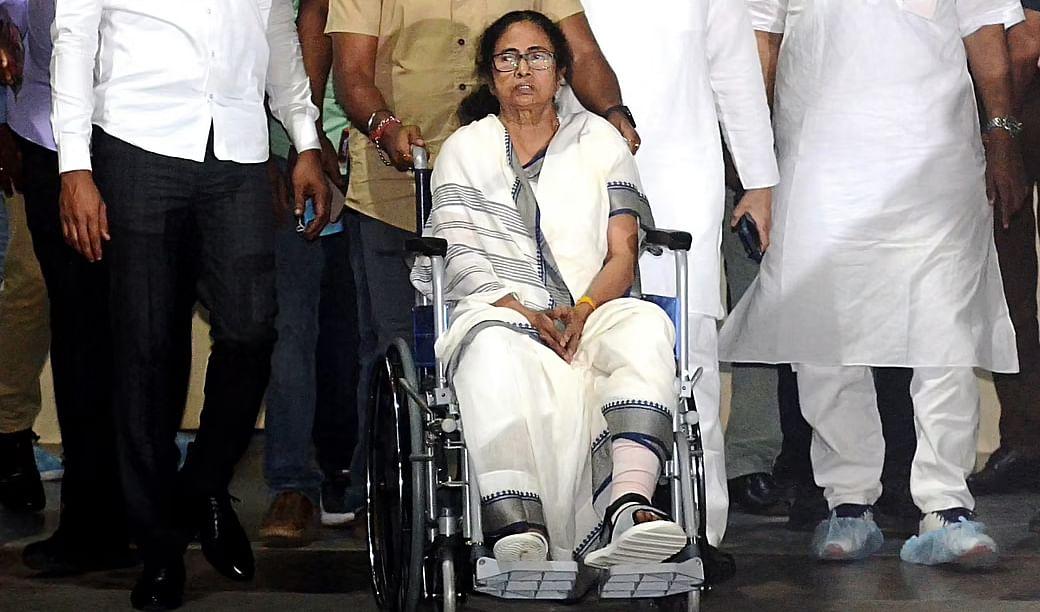 Bengal Chunav 2021: ममता बनर्जी  को कैसे लगी चोट ? मामले की गुत्थी सुलझाएगी CID, मिला जांच का जिम्मा