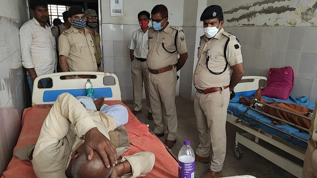 Bihar News: शिवहर सेंट्रल बैंक में गार्ड के कंधे से फिसली बंदूक और चल गयी गोली, सेवानिवृत्त शिक्षक घायल