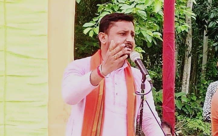 Bengal Election 2021 : अमित शाह की रैली में शामिल हुए थे बीजेपी के ये कैंडिडेट, अब निकले कोरोना पॉजिटिव