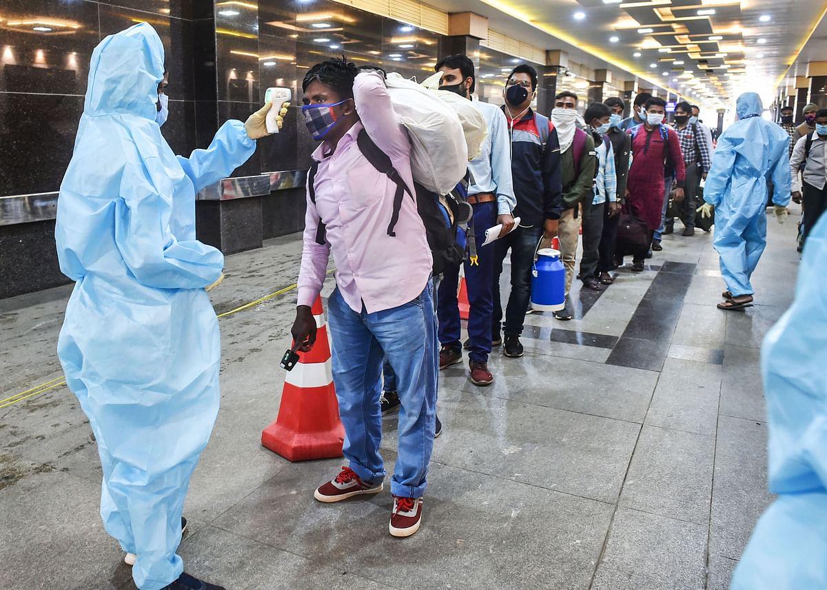 Lockdown/ Coronavirus Outbreak : लगेगा लॉकडाउन ? स्कूल-कॉलेज बंद, थियेटर पर प्रतिबंध, एक ही दिन में कोरोना के 41 हजार नये केस