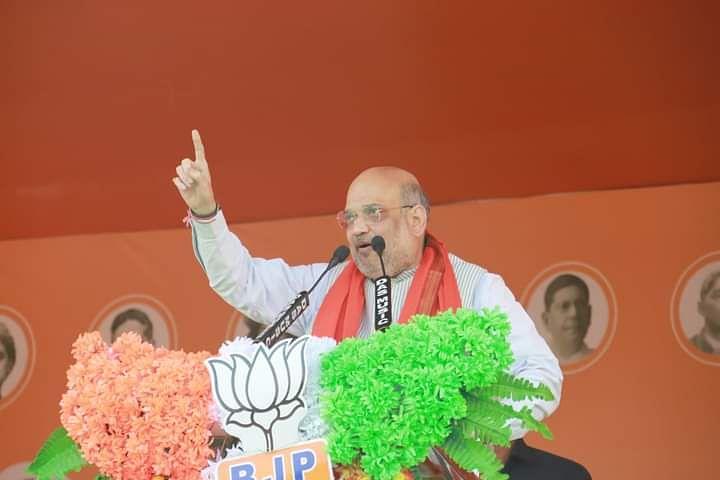 Bengal Assembly Election 2021 : हर हारने वाली पार्टी चुनाव आयोग को देती है गाली, ममता बनर्जी के आरोप पर अमित शाह का पलटवार