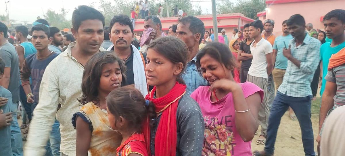 Khagaria News: खगड़िया में नाला खुदाई के दौरान जेसीबी के धक्के से गिरी स्कूल की दीवार, छह की मौत, तीन घायल, गांव में कोहराम