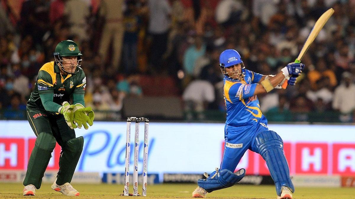 RS World Series 2021: सचिन-युवराज की धमाकेदार पारी से भारत ने दक्षिण अफ्रीका को 56 रन से हराया, सेमीफाइनल में जगह पक्की