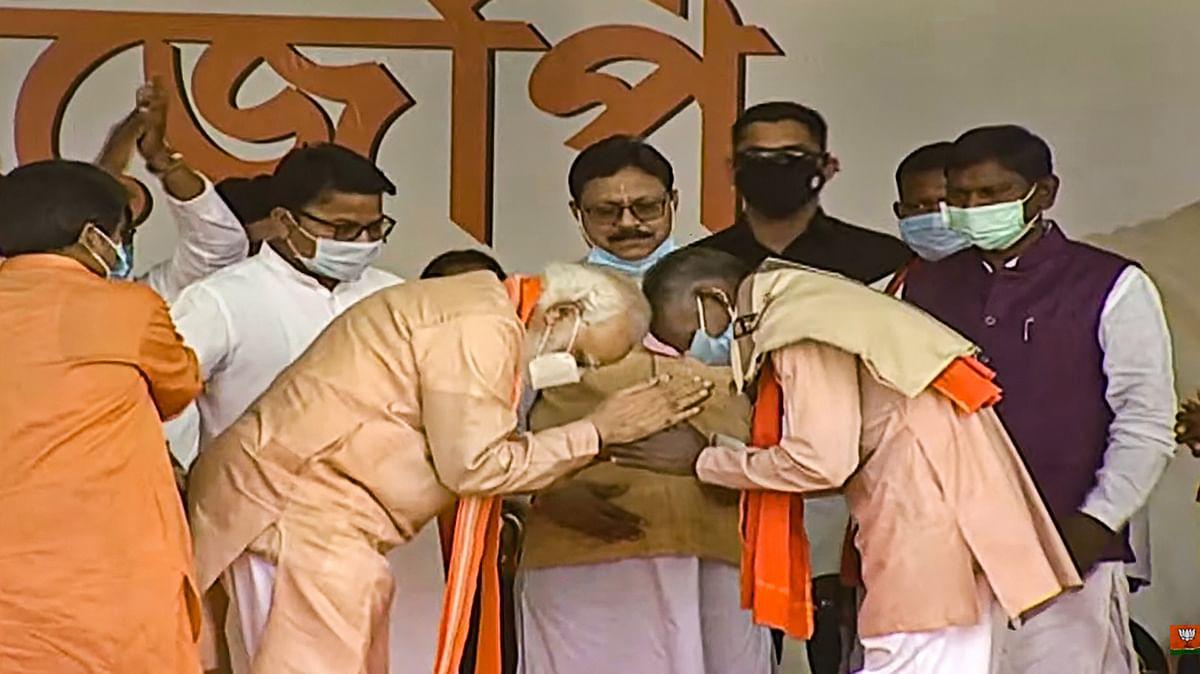Bengal Election 2021: टीएमसी ने बंगाल में माओवादियों की एक नयी नस्ल तैयार की जिसने जनता का पैसा लूटा, पुरुलिया की रैली में बोले पीएम मोदी